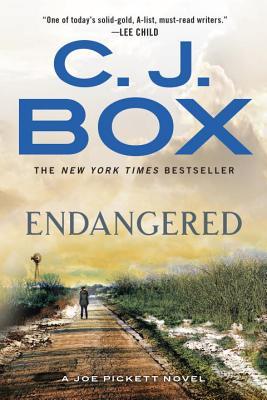 Endangered (A Joe Pickett Novel #15) Cover Image