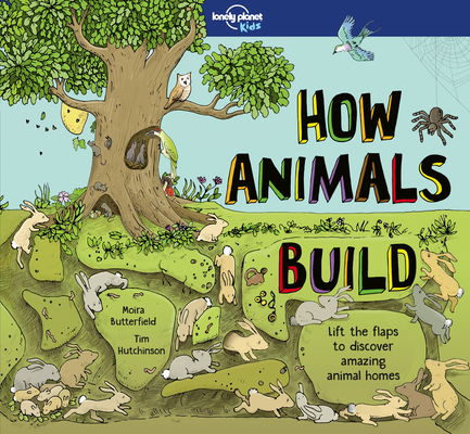 How Animals Build Cover Image