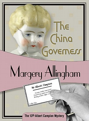 The China Governess Cover