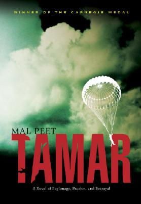 Tamar: A Novel of Espionage, Passion, and Betrayal Cover Image