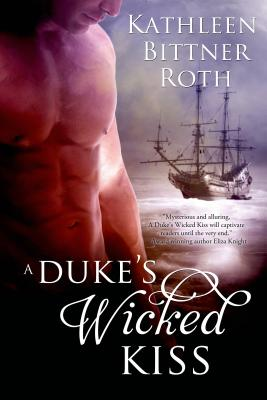 A Duke's Wicked Kiss Cover