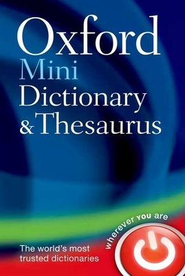Oxford Mini Dictionary and Thesaurus Cover Image