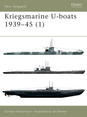 Kriegsmarine U-Boats 1939 45 (1) Cover