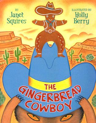 The Gingerbread Cowboy Cover