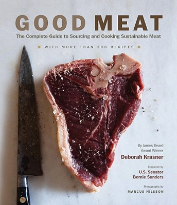 Good Meat: The Complete Guide to Sourcing and Cooking Sustainable Meat Cover Image