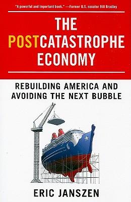 The Postcatastrophe Economy Cover