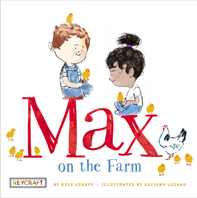 Max on the Farm Cover Image