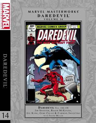 Marvel Masterworks: Daredevil Vol. 14 Cover Image