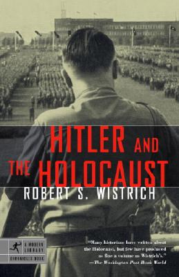 Hitler and the Holocaust Cover Image