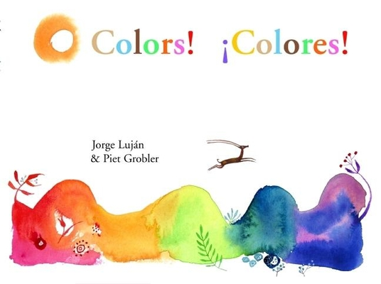 Cover for Colors! Acolores!