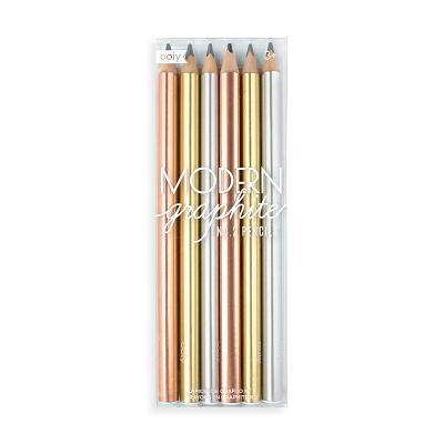 Modern Graphite Pencils - Set Cover Image