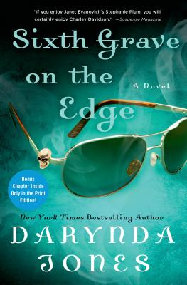 Sixth Grave on the Edge: A Novel (Charley Davidson Series #6) Cover Image