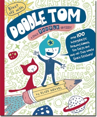 Blast Off with Doodle Tom Cover