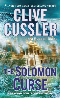 The Solomon Curse (Fargo Adventures) Cover Image