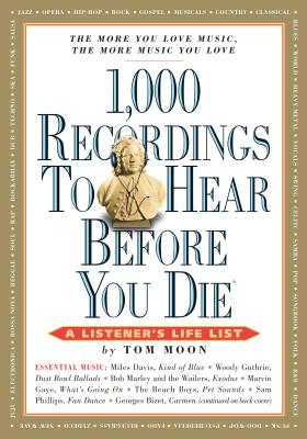 1,000 Recordings to Hear Before You Die Cover