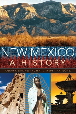 New Mexico: A History cover