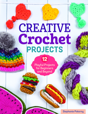 Cover for Creative Crochet Projects