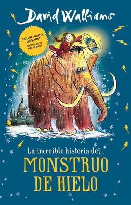 La increíble historia... del Monstruo de Hielo / The Ice Monster Cover Image