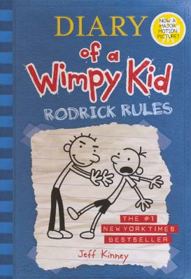 Rodrick Rules (Diary of a Wimpy Kid #2) Cover Image