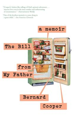 The Bill from My Father Cover