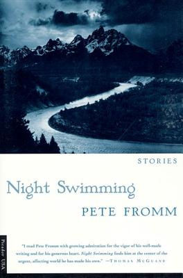 Night Swimming Cover