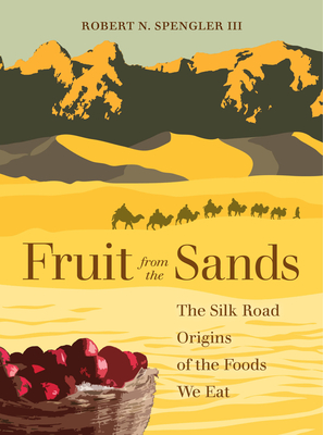 Cover for Fruit from the Sands