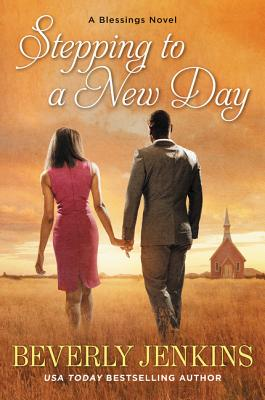 Cover for Stepping to a New Day