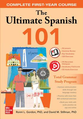 The Ultimate Spanish 101: Complete First-Year Course Cover Image