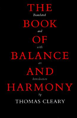 The Book of Balance and Harmony Cover Image