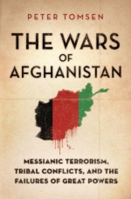 The Wars of Afghanistan Cover