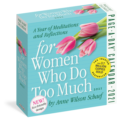 For Women Who Do Too Much Page-A-Day Calendar 2021 Cover Image