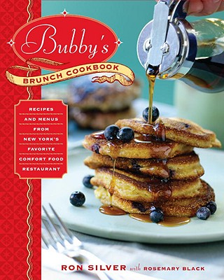 Bubby's Brunch Cookbook Cover