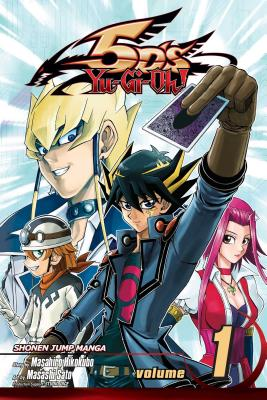 Yu-Gi-Oh! 5D's, Volume 1 [With Trading Card] Cover