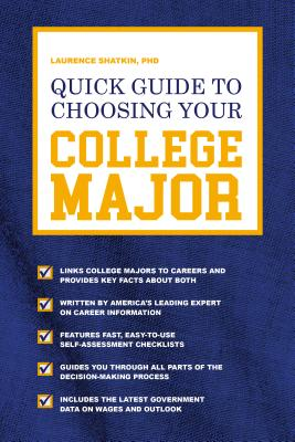 Quick Guide to Choosing Your College Major Cover Image