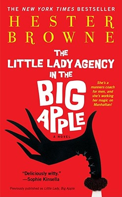 The Little Lady Agency in the Big Apple Cover Image