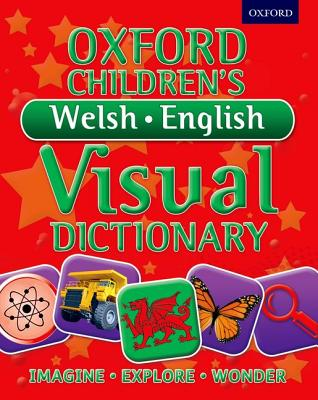Oxford Children's Welsh-English Visual Dictionary Cover Image