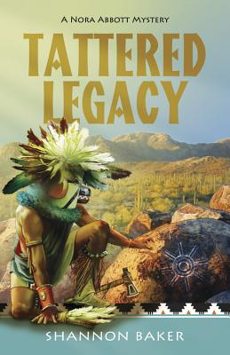 Tattered Legacy (Nora Abbott Mystery #3) Cover Image