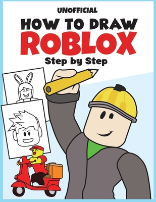 How to draw Roblox: Step by step (Unofficial) Cover Image