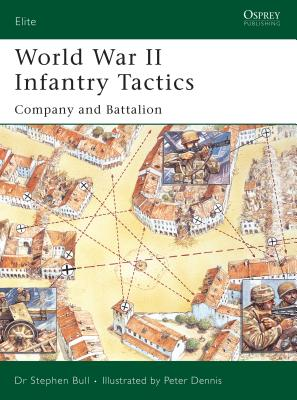 World War II Infantry Tactics Cover