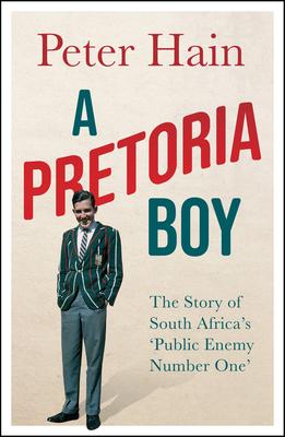 Cover for A Pretoria Boy