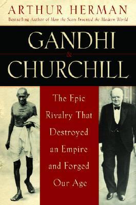 Cover for Gandhi & Churchill