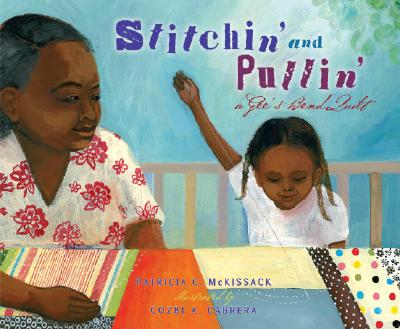 Stitchin' and Pullin' Cover