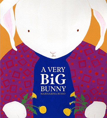 A Very Big Bunny Cover Image