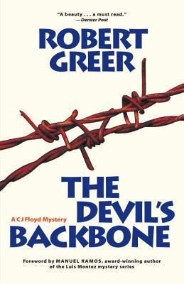 The Devil's Backbone Cover