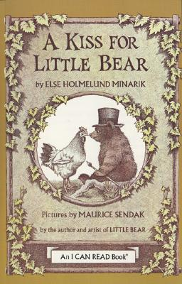 A Kiss for Little Bear Book and Tape Cover Image