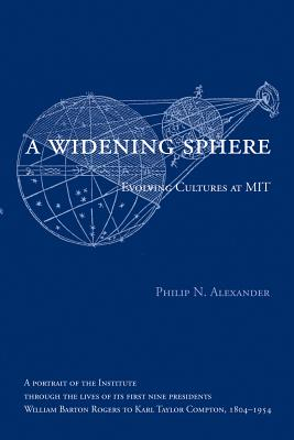 Cover for A Widening Sphere