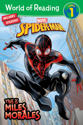 World of Reading: This is Miles Morales Cover Image