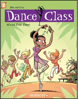 Cover for Dance Class #3