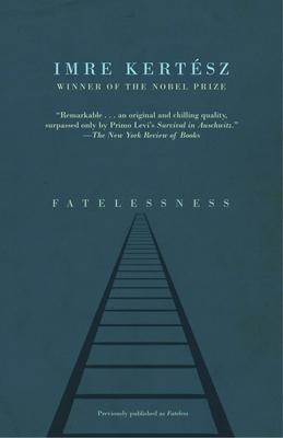 Fatelessness Cover Image