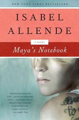 Maya's Notebook Cover